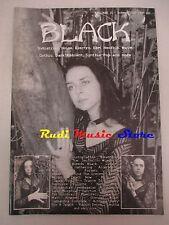BLACK MAGAZINE 20/2000 Arcana Smiths Soil Bleeds Black Gathering Weissqlut No cd