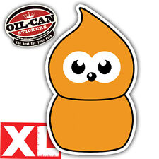 XL Zingy EDF energy Character Sticker  178mm x 297mm HUGE MASSIVE STICKER