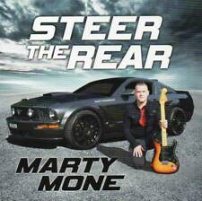 Marty's New Album Steer The Rear CD/New/Marty Mone Music/Album/Irish/Ireland/CDs