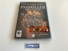 Painkiller Battle Out Of Hell - Expansion Pack - PC - FR - Neuf Sous Blister