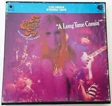 Electric Flag - A Long Time Comin'  3 3/4 ips 4-track reel to reel tape