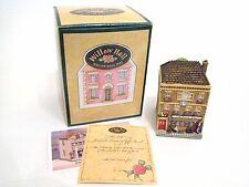 Willow Hall Way The White Swan Trinket Box