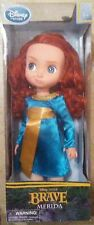 "Disney Store Pixar Brave ""Merida""  Toddler doll 16"" Tall - NIB"