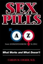 Sex Pills A-Z: What Works & What Doesn't-ExLibrary