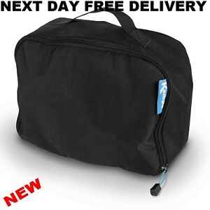 New Black 2021 Kampa Dometic Gale Awning Electric Pump Carry Bag With Zip