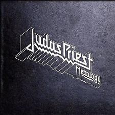 Judas Priest - Metalogy [Bonus DVD] [Box] [Limited] (CD, May-2004) 4 CD+DVD
