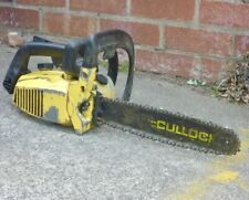 Mcculloch Power Mac 320 Vintage Chainsaw Two Stroke Old Engine Motor Lawnmower