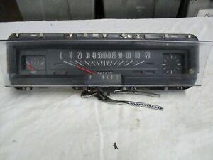 71 72 73 74 Nova ventura apollo omega Speedometer Gauge Cluster 1971 1972 1973