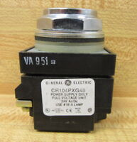 General Electric CR104PXG48 Full Voltage Socket With Lamp No Lamp