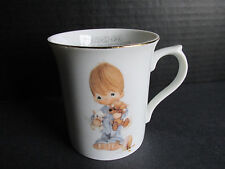 """Precious Moments """"Blessed are the Peacemakers"""" Cup Mug/ Tea Coffee 1983"""