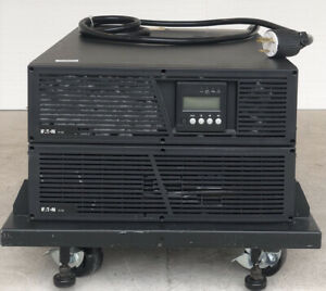 Eaton Powerware 9135 PW9135G600-FLTR With PW9135G6000-XLOCD