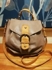 Topshop Leather Pouch Crossbody Bag