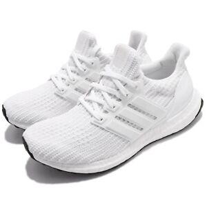 adidas UltraBOOST 4.0 W Primeknit White Black Women Running Shoes Sneaker BB6308
