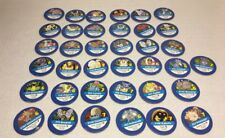 (AP) 1999 Nintendo Pokemon Master Trainer Board Game REPLACE PART 37 BLUE CHIPS