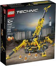 NEW LEGO Technic Compact Crawler Crane 42097 Building Kit 2 DAY GET