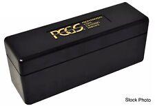 Black Pcgs Slab Box - Used - Coin Slab Storage - Black Pcgs 20-Slot Box