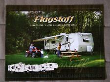 FOREST RIVER FLAGSTAFF Super Lites V Lites 2010 Camper dealer brochure - English