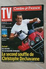 TV MAGAZINE N°1465 08/1997 / CHRISTOPHE DECHAVANNE