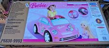 FISHER PRICE POWER WHEELS BARBIE NEW BEETLE PINK P6830 *NEW*