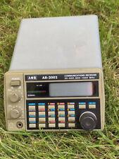 AR-2002 communications scanner-receiver
