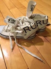 Brand New Rare Indie Brand Fashionable Chuck Taylor Hightops sneakers size 8 men