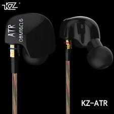 KZ In Ear Wired Earphone Sport Headset HiFi Stereo Bass Headphone Earbuds 3.5mm