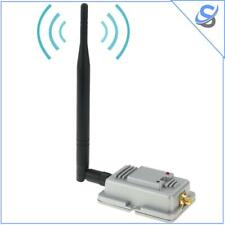 WiFi Repeater 2000mW 802.11b/g Wireless Signal Booster  Band Amplifier Extender