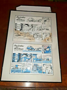 For Better Or Worse Lynn Johnston Autographed 1994 Press Syndicate - Hand Drawn