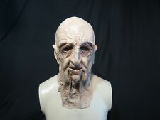 DOA Soft Latex Full Head Mask Zagone Studios.UK Stock,Video Clip.