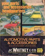 Automotive Parts & Accessories Catalog No.291 1971 Ford, Mercedes 022817nonDBE2