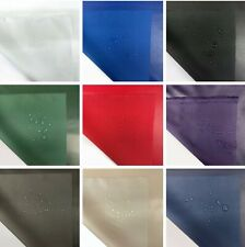 WATER REPELLENT PU Coated Fabric Outdoor Seating Cushion Covers Gazebo Durable