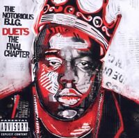 NOTORIOUS B.I.G. 'DUETS -THE FINAL CHAPTER' CD NEW!