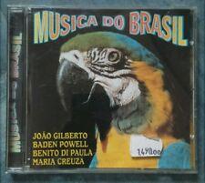 Musica do Brasil / Music of Brazil CD