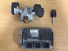 14 HONDA ACCORD LX SEDAN 2.4L AT ENGINE COMPUTER ECU W/IGNITION KEY OEM WARRANTY