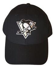 Reebok Pittsburgh Penguins Hat Adjustable Structured Cap NHL