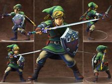 The Legend of Zelda Link Skyward Sword Figurine Figure No Box