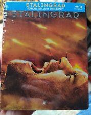 Maria Smolnikova - Stalingrad - Blu ray + DVD Steelbook -Italian Import - New
