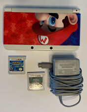 *New* Nintendo 3DS Super Mario 3D Land  Limited Edition Console & Games!