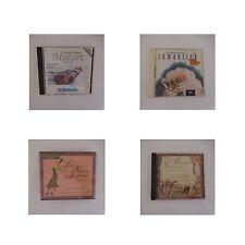 4 albums CD MOZART ROMANTIEK MUSIQUES VIENNOISES LA VEUVE JOYEUSE
