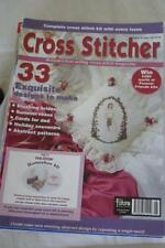 June Cross Stitcher Hobbies & Crafts Magazines