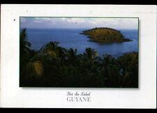 ILES DU SALUT (GUYANE) ILE du DIABLE en 2001