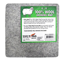 Wool Ironing Mat 9 Inch x 9 inch