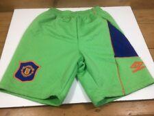 """Vintage 1995 Man Utd Manchester United UMBRO Goalkeeper SHORTS Mens 28"""" Rare OG"""