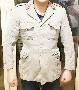 Uniform Jacke Größe M Abzeichen bayerische Amtskleidung Grau Militär RAR RARITÄT