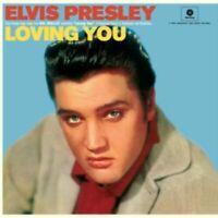 Presley- ElvisLoving You + 2 Bonus Tracks (New Vinyl)