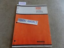 CASE J45/48 K45/48 L45/48 M45/48 Rotary Mower Parts Manual 8-1301