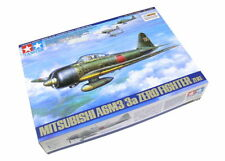 Tamiya Aircraft Model 1/48 Airplane MITSUBISHI A6M3/3a Zero Fighter (Zeke) 61108