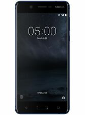 EE Nokia 5 5.2 Inch 16GB 2GB 13MP 4G Mobile Phone - Blue