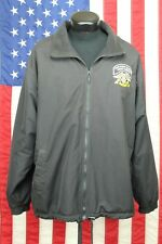 VTG Harley-Davidson Jacket Coat Twin Rivers Chapter Eugene, OR HOG Motorcycle HD