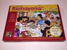 """Super RARE """"Ramayana The Game"""" by Vir Sivir Games - 2008 Edition"""